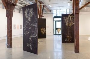 Bilde fra MFA-utstilling på KHiO